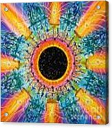 Apus Iris Constellation Acrylic Print
