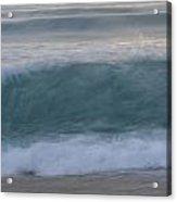 Aqua Rhapsody Acrylic Print