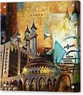 Ar Rehman Islamic Center Acrylic Print