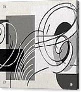 Arabescos 1 Acrylic Print