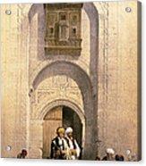 Arabesque Cairo Acrylic Print