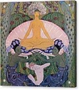 Arabian Nights, 1922 Acrylic Print