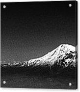Ararat Mountain Acrylic Print