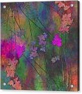 Arbor Autumn Harmony 4 Acrylic Print