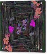 Arbor Autumn Harmony 6 Acrylic Print