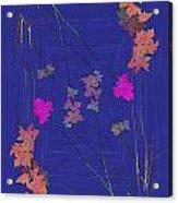 Arbor Autumn Harmony 9 Acrylic Print