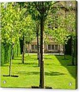 Arboretum  Acrylic Print