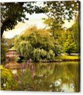 Arcadian Splendor Acrylic Print