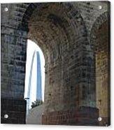 Arch In Arch Acrylic Print