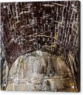 Arch Of Bricks Acrylic Print by Jason Brow