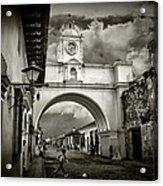 Arch Of Santa Catalina Acrylic Print