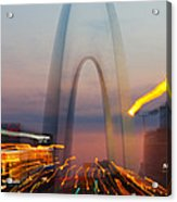 Arch Special Effect Acrylic Print