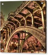 Arch Support Acrylic Print