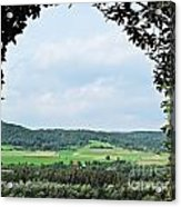 Arch To Austria Acrylic Print