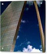 Arch To The Sky Acrylic Print