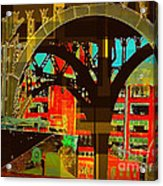 Arch Two - Architecture Of New York City Acrylic Print