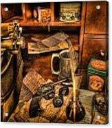 Archaeologist -  The Adventurer's Jornal Acrylic Print