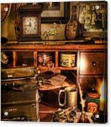 Archaeologist - The Adventurer's Hutch  Acrylic Print