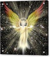 Archangel Gabriel Acrylic Print