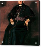 Archbishop William Henry Elder Acrylic Print