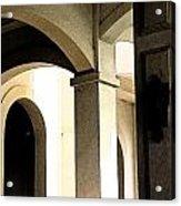 Arches Fresco Acrylic Print