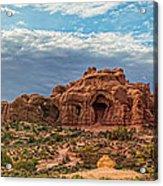 Arches National Park Pano Acrylic Print