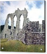 Arches Of Bayham Abbey Acrylic Print