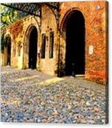 Arches Under The Bridge Acrylic Print
