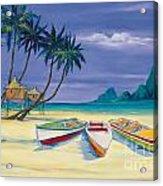 Archipelago II Acrylic Print