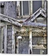Architectural Details Acrylic Print