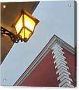 Architecture And Lantern 3 Acrylic Print