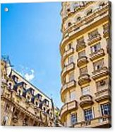 Architecture In Buenos Aires Acrylic Print