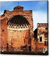 Architecture Of Italy Acrylic Print