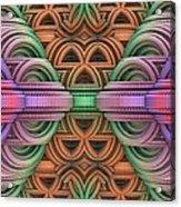 Architopia Acrylic Print