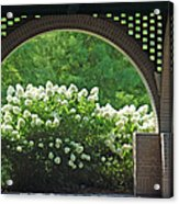 Archway To Glory Acrylic Print