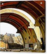 Arcosanti Acrylic Print