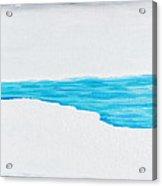 Arctic Blast Acrylic Print