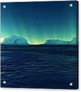 Arctic Lights Acrylic Print