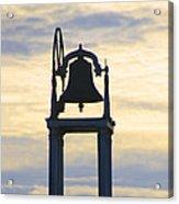 Ardara Church Bell Acrylic Print