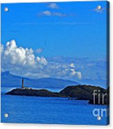 Ardnamurchan Lighthouse 4 Acrylic Print