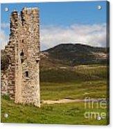 Ardvreck Castle Landscape Acrylic Print