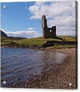 Ardvreck Castle Scotland Acrylic Print