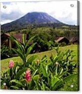 Arenal Costa Rica Acrylic Print