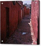 Arequipa    Peru   #12303 Acrylic Print