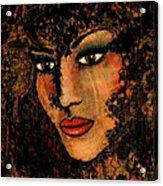 Ariana Acrylic Print