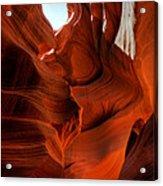 Arizona - Antelope Canyon 004 Acrylic Print