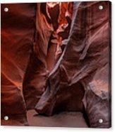 Arizona - Antelope Canyon 005 Acrylic Print