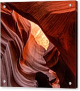 Arizona - Antelope Canyon 006 Acrylic Print