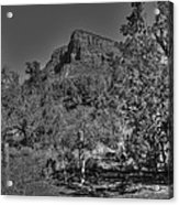 Arizona Bell Rock Valley N11 Acrylic Print