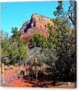 Arizona Bell Rock Valley N3 Acrylic Print